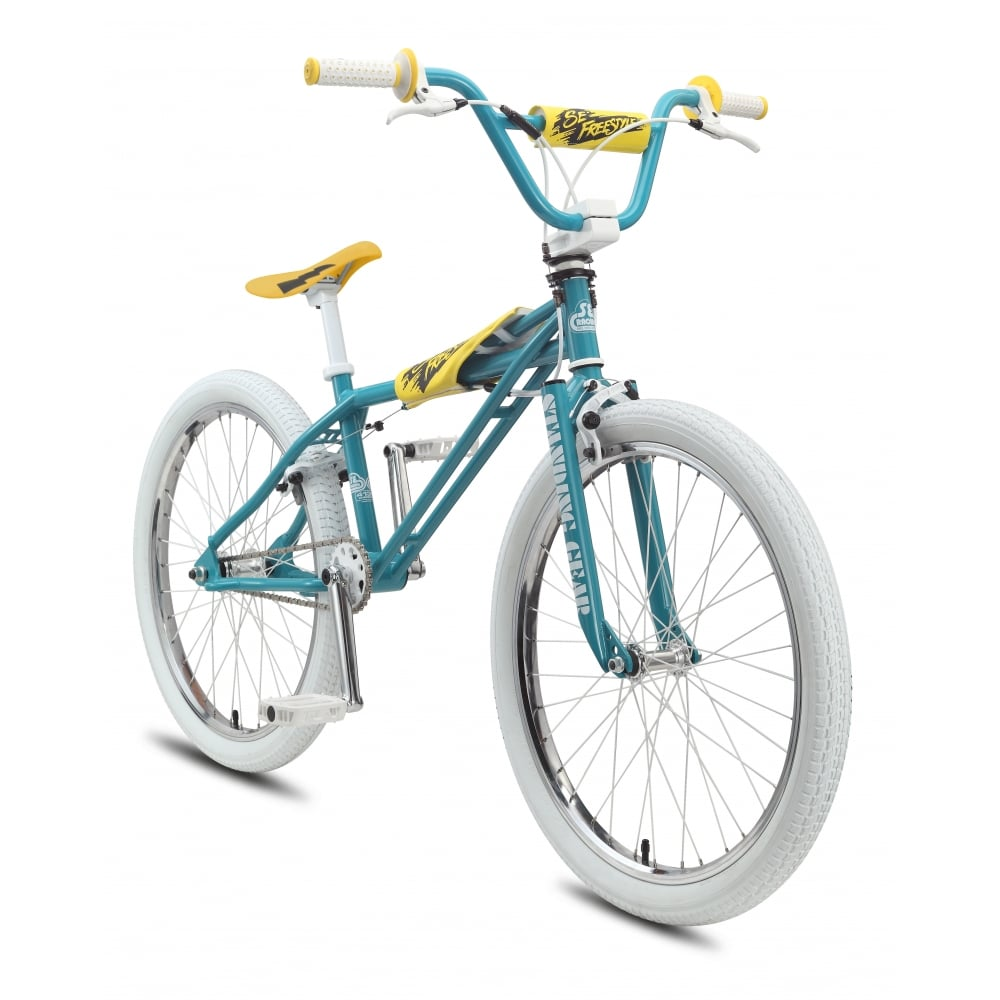 Bicicleta Bmx Se Bikes Quadangle 24 Quot Freestyle Street
