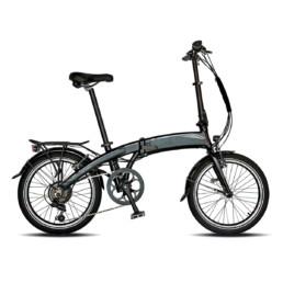 bicicleta plegable electrica TORPADO EXPLORER